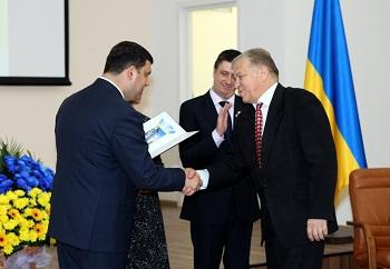 Генеральний директор ТОВ «НВК «Екофарм» став Лауреатом Премії Уряду України