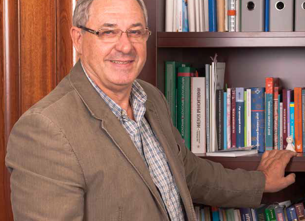 Президент ТОВ «НВК «Екофарм» дав інтерв'ю «Pharma boardroom» (Focus Reports)