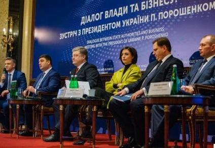 ТОВ «НВК «Екофарм» взяла участь у зустрічі СУП з Президентом України