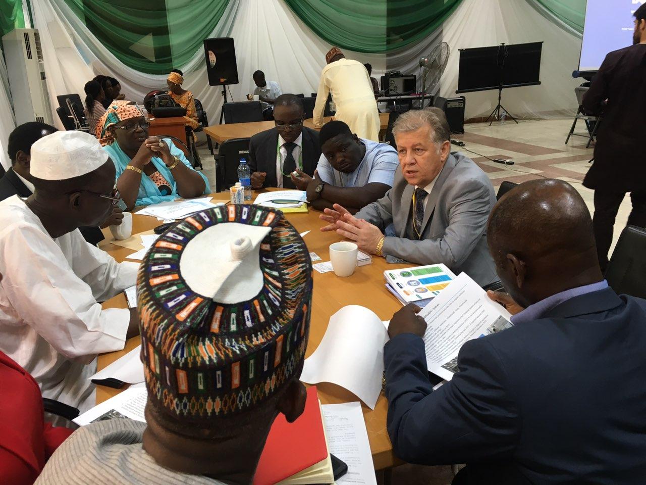 ТОВ «НВК «Екофарм» планує реєструвати лікарські препарати в Ганні та Нігерії
