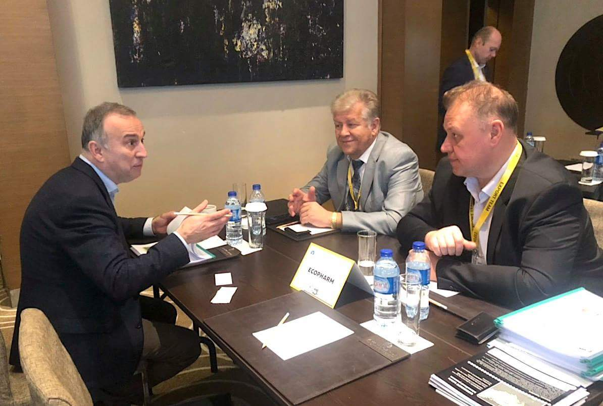 ТОВ «НВК «Екофарм» планує експорт своїх препаратів до Туреччини