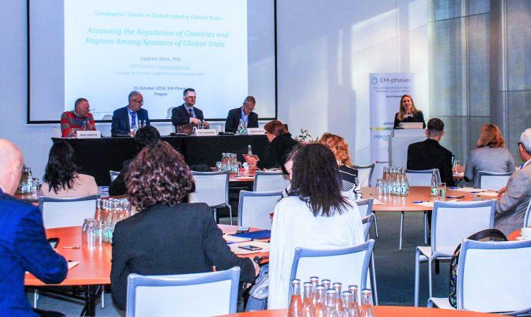 «Екофарм» взяла участь у міжнародній конференції щодо проведення клінічних досліджень