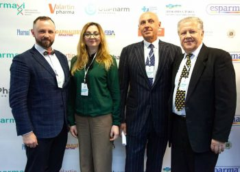 """Digitalization"" of pharma : the representatives of Ecopharm visited the  First All-Ukrainian PHARMA IT FORUM"