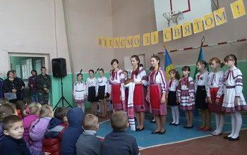 «Николайчики» для школьников Улашановки