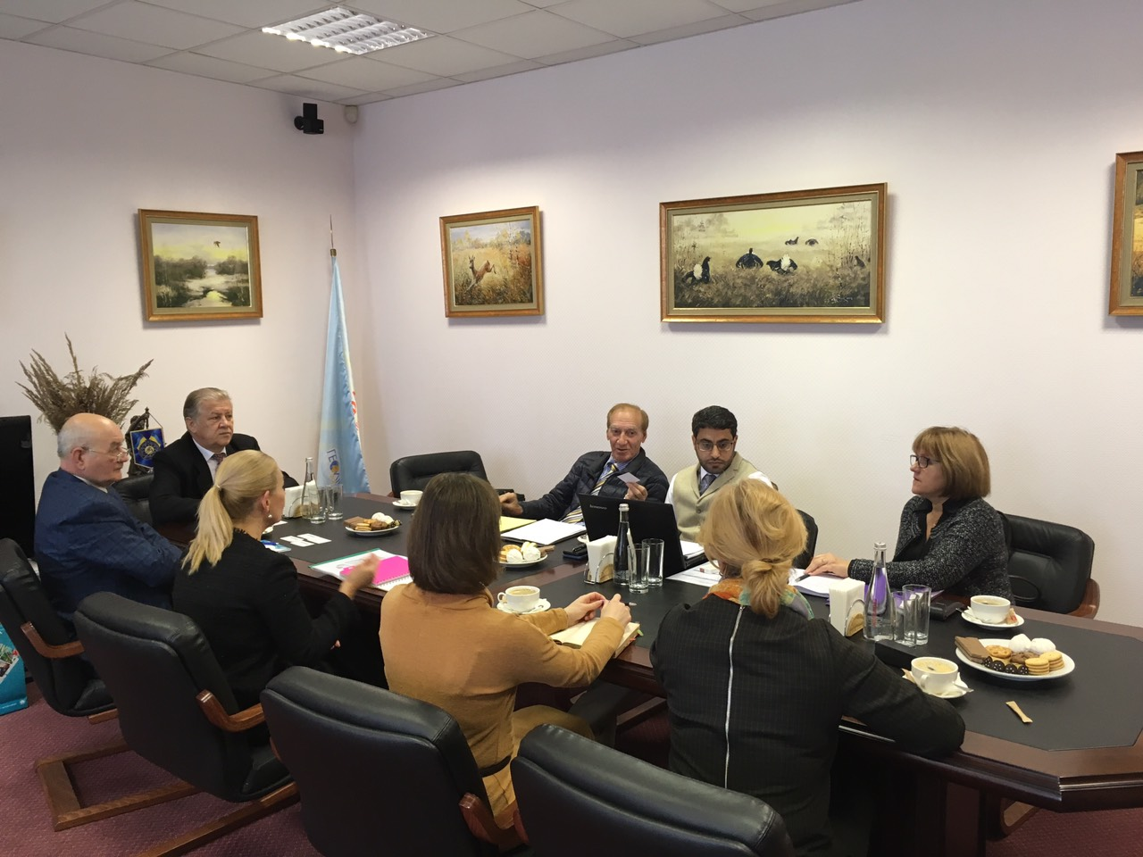 Курс – на реєстрацію препаратів у Йорданії та країнах Близького Сходу