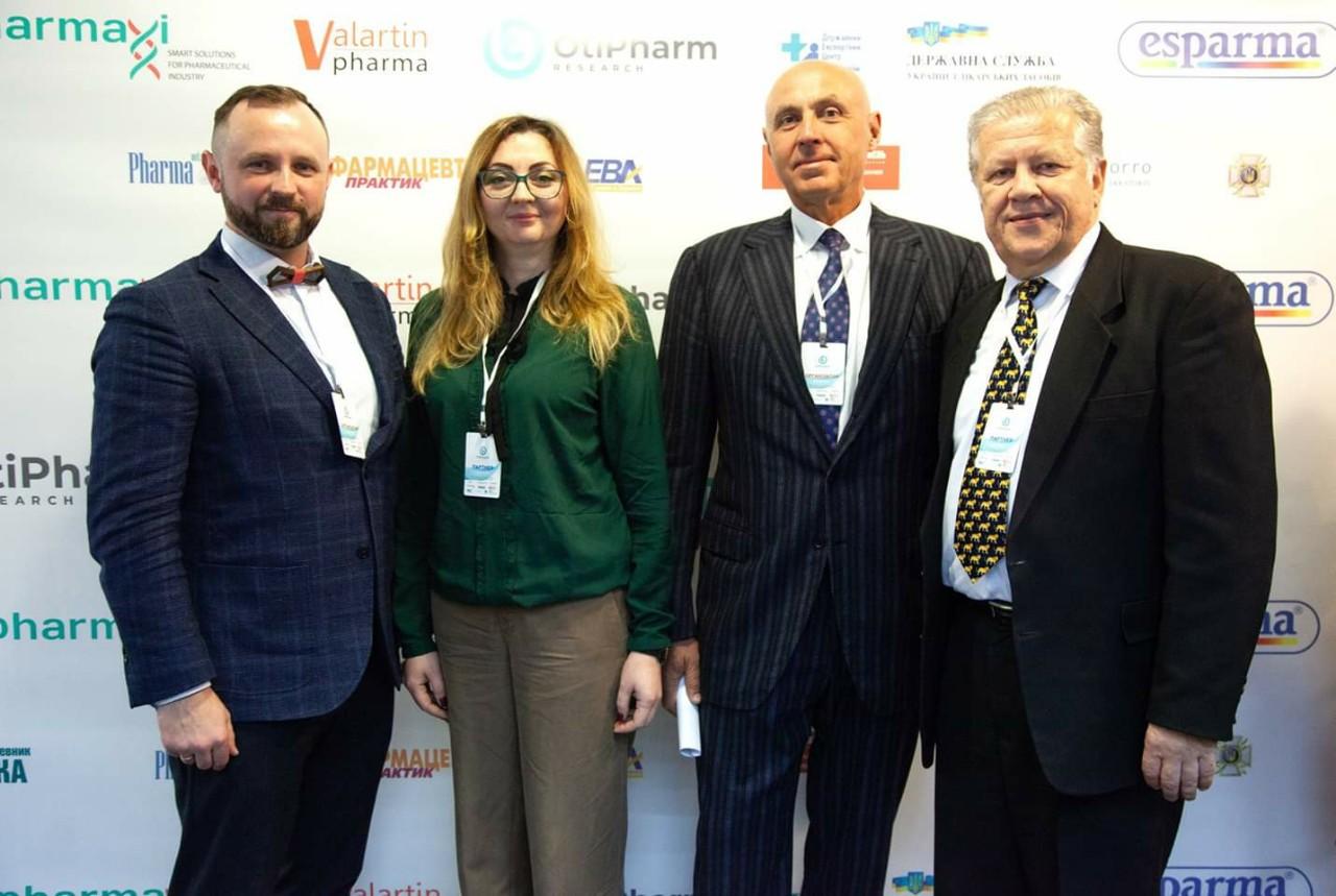 «Діджиталізація» фарми: представники «Екофарм» відвідали Перший всеукраїнський PHARMA IT FORUM