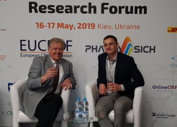 2nd Kyiv Clinical Research Forum: новый уровень в клинических испытаниях