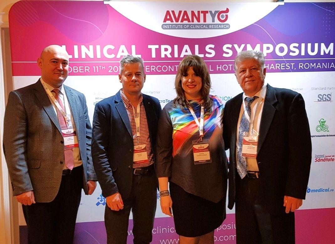 """Clinical Trials Symposium"" – next step to European market"